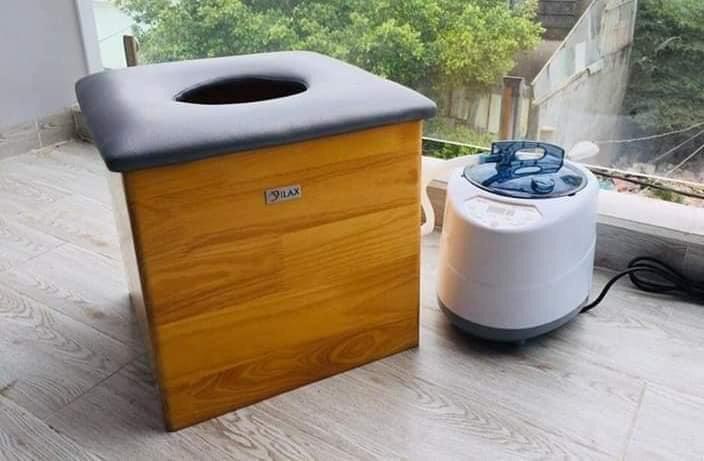 Giới thiệu về thùng xông phụ khoa